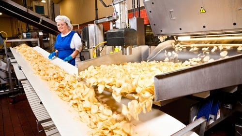 """Hanover-bsaed Utz Quality Foods has landed what's being billed as """"a significant investment' from Los Angeles-area investment firm Metropolous & Co."""