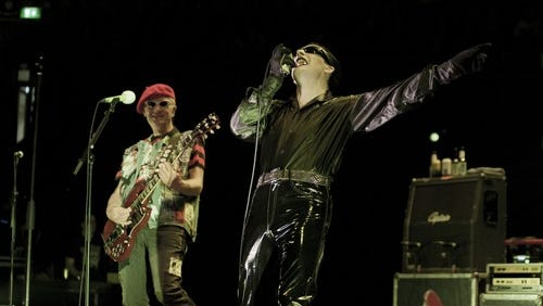 The Damned plays Bogart's Thursday, April 27.