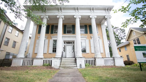 The Hunterdon County Business Hall of Fame will have a permanent display at the historic Reading-Large House in Flemington, home to the Hunterdon County Chamber of Commerce and its Foundation.