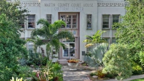 The Court House Cultural Center hosts many activities that highlight the arts scene in Martin County.