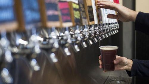 The Upstate has many local microbreweries.