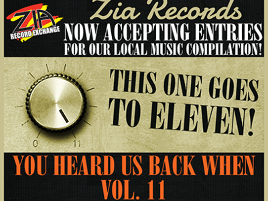 """Zia Records accepting submissions for """"You Heard Us"""