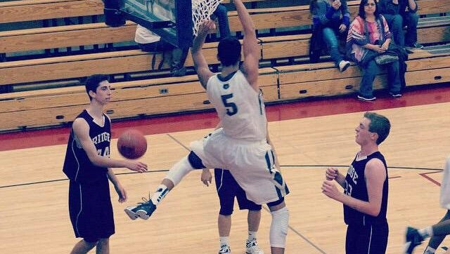 Basha high school power forward Klay Stall is being recruited by several schools.