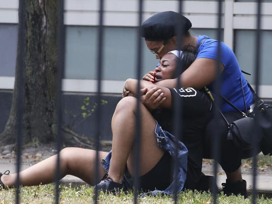 APTOPIX Chicago Violence