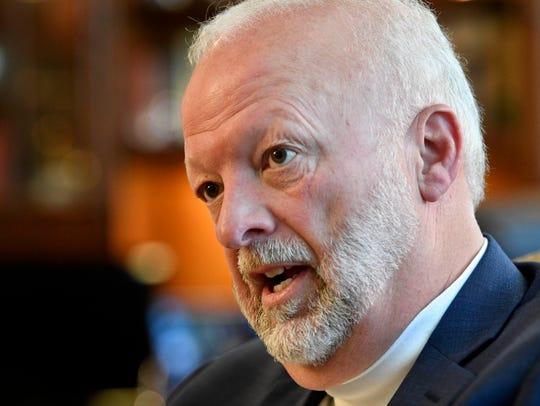 Ron Jones, Ex Director, of Trevecca Retirement Community
