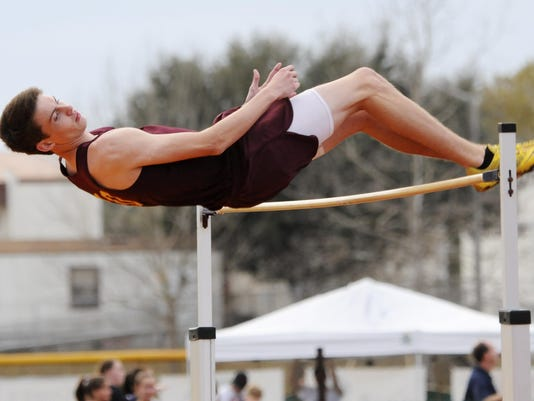 High School Track: Astronaut Invitational