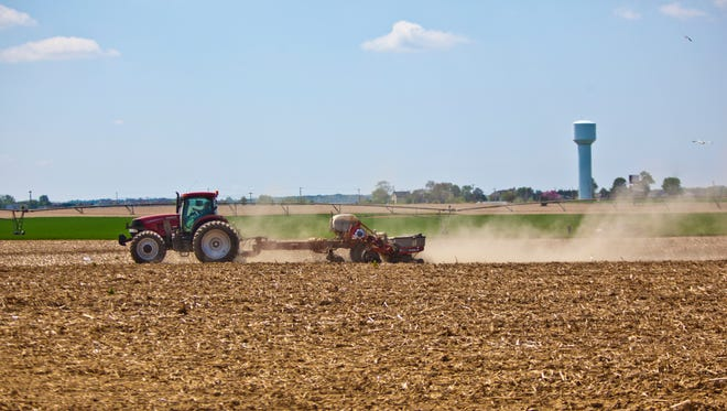 Agriculture officials are concerned about the federal regulations surrounding the award of conservation dollars.