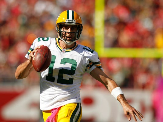 NFL: Green Bay Packers at San Francisco 49ers