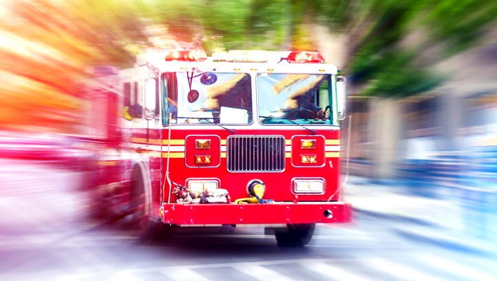 Passaic firefighters knock down minor fire in minutes