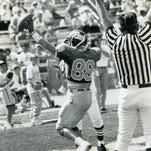 Former Wolf Pack receiver Mike Senior has died.