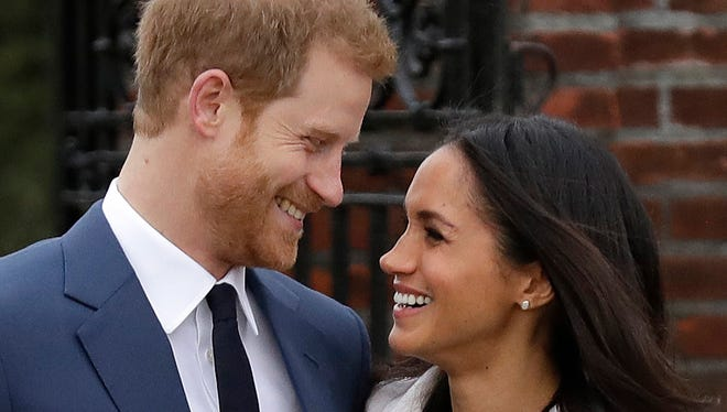 Britain's Prince Harry and Meghan Markle get married Saturday at Windsor Castle, and you can be there (virtually).