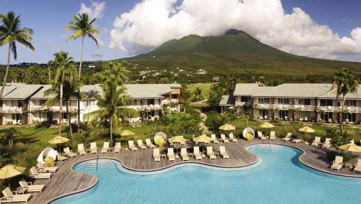 Beachfront posh with suites, villas and foodie fabulous