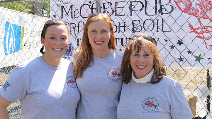 McCabe Pub set to host crawfish boil in support of co-owner with rare lung disease