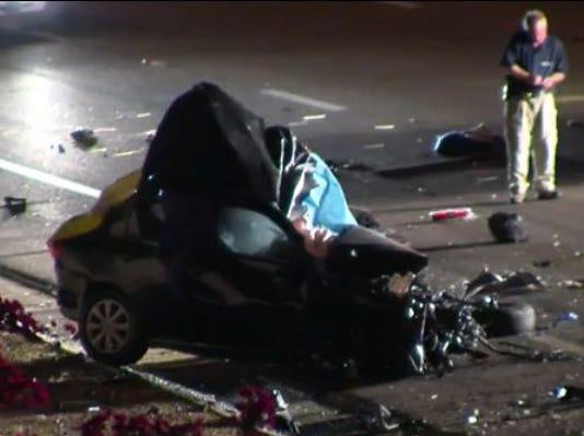 gilbert-crash