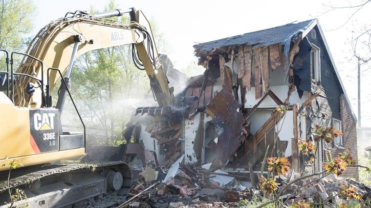 file-- detroit demolition