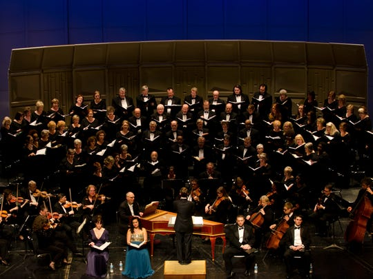 The Mississippi Chorus performs 7:30 p.m. Saturday at Galloway United Methodist Church in Jackson.
