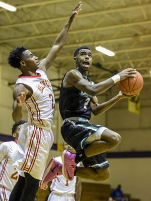 Corey Davis is readying for a return to the court at San Jacinto College in Houston.