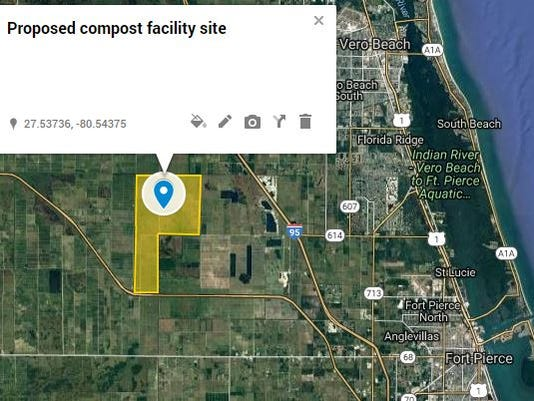 Map Of St Lucie County Florida.Sunbreak Farms Battles Dep Petition In New Way
