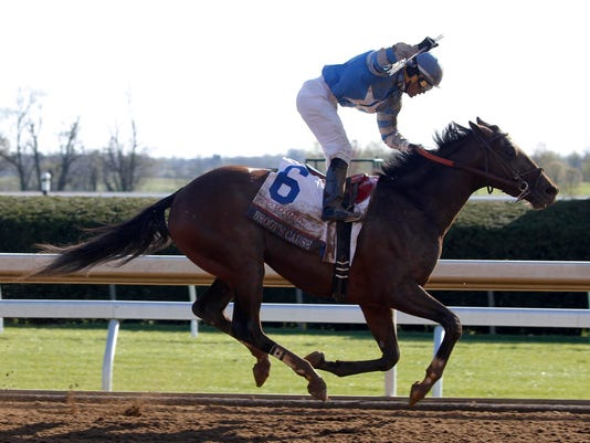 Horse Racing: Blue Grass Stakes