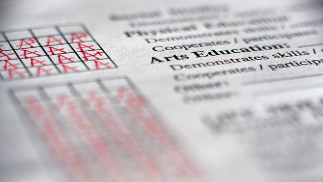 The American Civil Liberties Union may sue the Chester-Joplin-Inverness school board over student grade penalty.