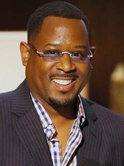 Comic Martin Lawrence plays a Valentine's Day show at Bon Secours Wellness Arena.