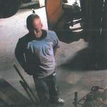 Westland police seek Upright Fence burglary suspect