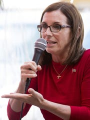 U.S. Rep. Martha McSally