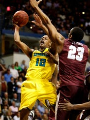 UNC Wilmington's C.J. Bryce leads the Seahawks in scoring
