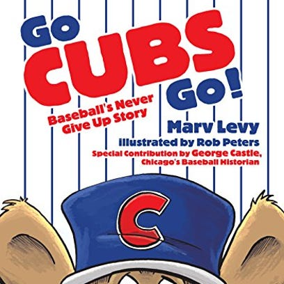 Marv Levy's latest book is written for children and