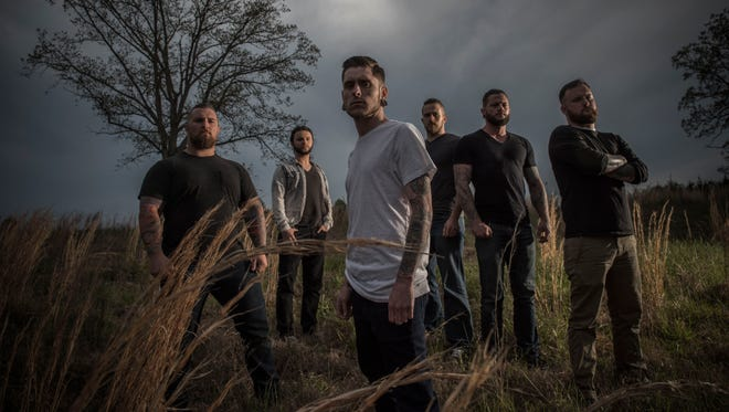 Knoxville-founded metal band Whitechapel