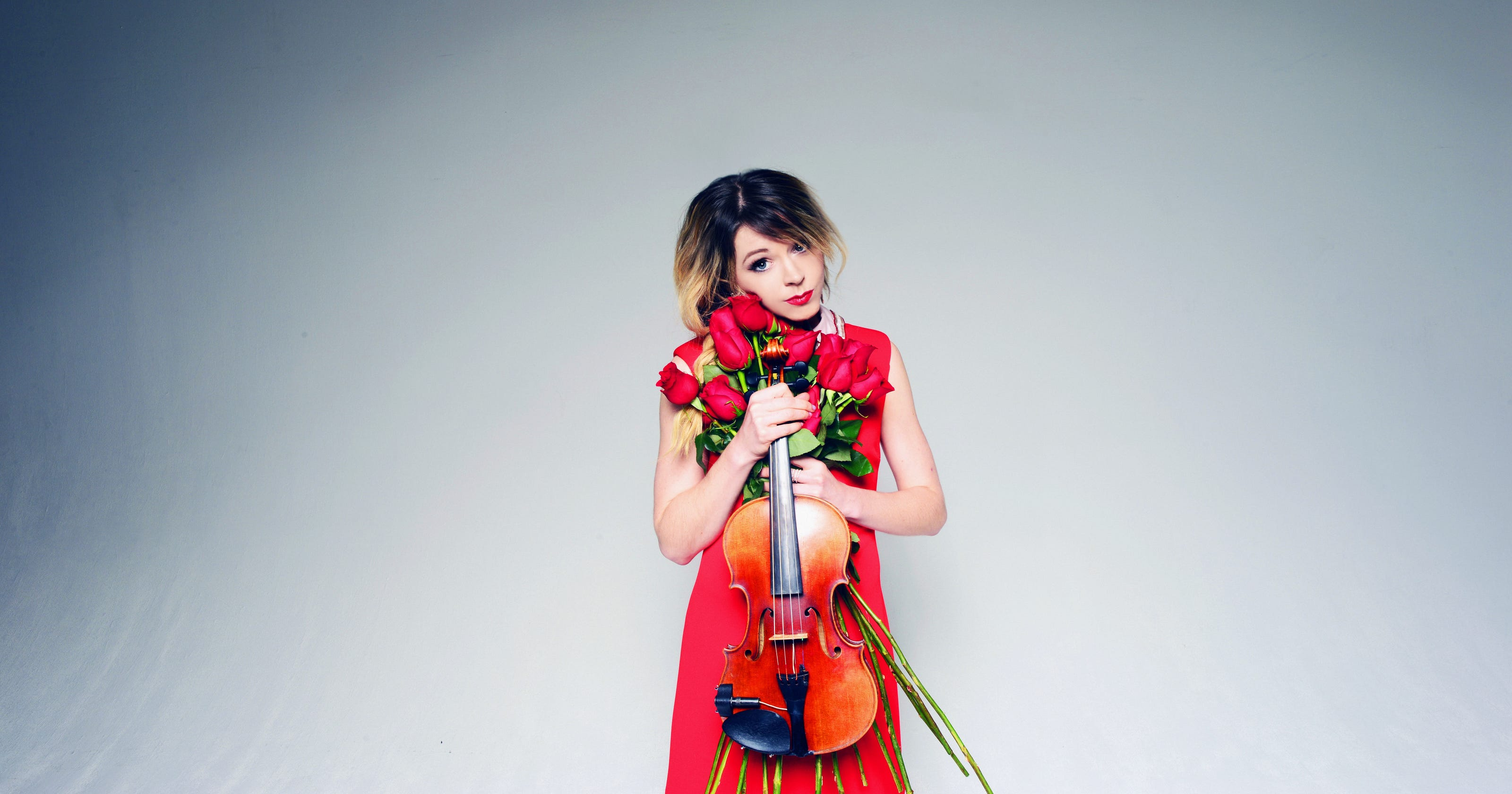 Lindsey Stirling And Amy Lee Of Evanescence On Touring Together With