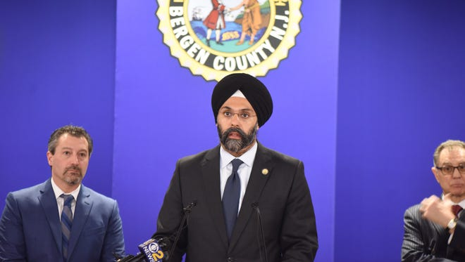 Attorney General Gurbir S. Grewal and the Bergen County Prosecutor's Office announced the creation of a county Cold Case Unit, which is expected to investigate still-unsolved crimes