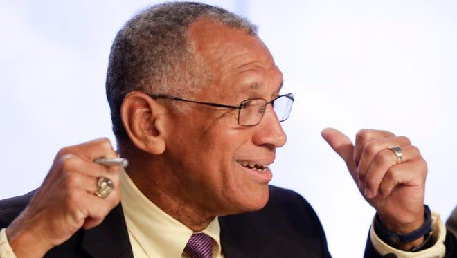 NASA Administrator Charles F. Bolden Jr.