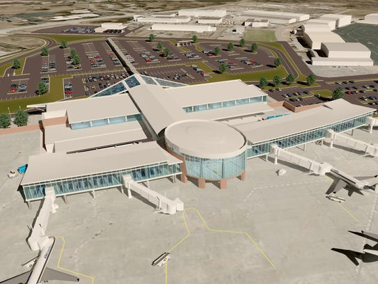 The Lafayette Airport Commission unanimously chose