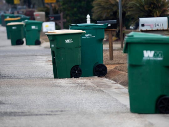 Waste Pro USA added nearly 13,500 new customers in