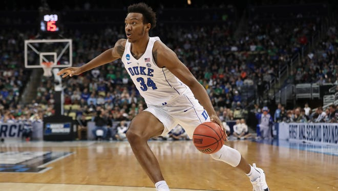 Duke's Wendell Carter Jr. is the first known top-10 prospect to visit the Grizzlies.