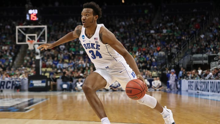 Grizzlies hold private workout with Wendell Carter
