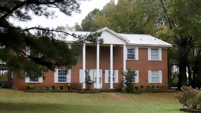 The Fort Smith Boys Home as seen, Tuesday, Oct. 27, at 5904 S Zero.