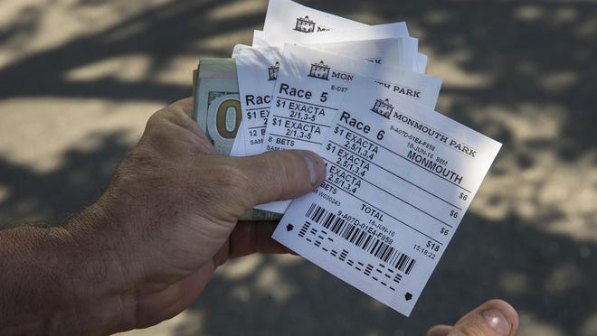 Monmouth Park hopes to add sports betting to its horse racing slate.