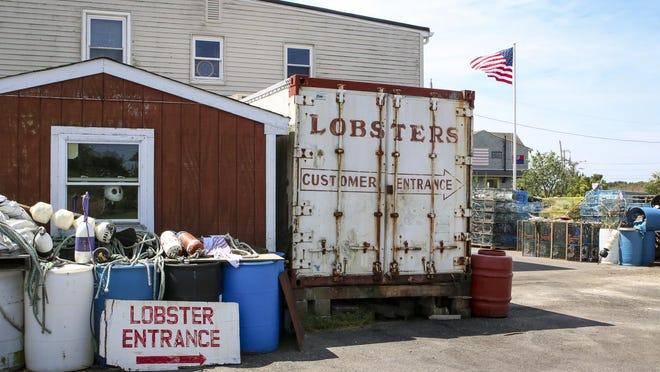 Sakonnet Lobster in Little Compton has adapted as the coronavirus caused restaurant closures.