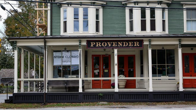 The former Provender at Tiverton Four Corners will reopen Sunday as the Groundswell Cafe on Sunday.