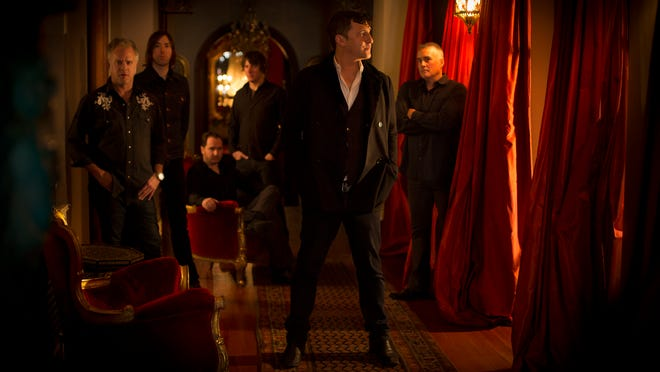 The Afghan Whigs release their first album in 16 years on Tuesday.