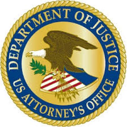 The U.S. Attorney's Office logo