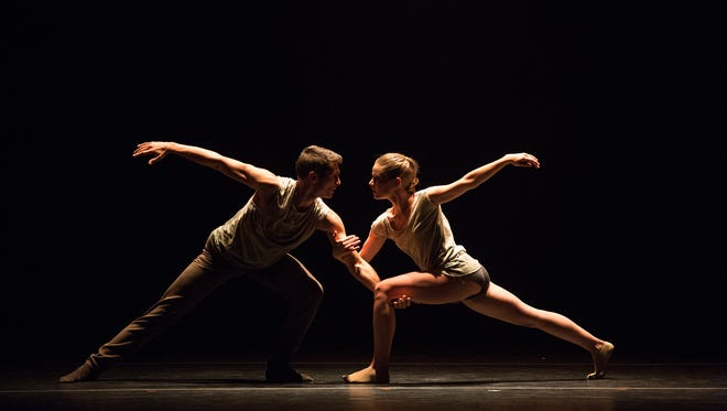 "Aspen Santa Fe Ballet performs ""Silent Ghost"" by choreographer Alejandro Cerrudo."