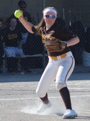 Sophomore third baseman Maeve O'Hare  is contributing