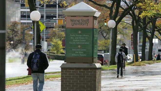 Gov. Rick Snyder has proposed returning university funding to pre-2011 levels. But Wayne State says its funding, as proposed, won't come close.