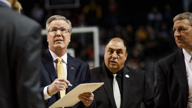 Fran McCaffery may have more mixing and matching to do in future years at the guard spot with the late commitment of Maishe Dailey, announced Wednesday.