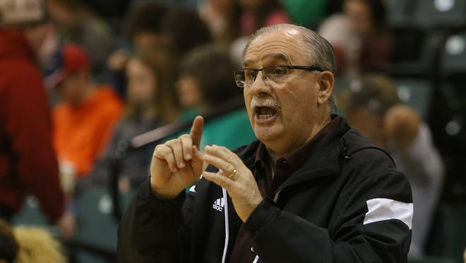 Burkburnett coach Alex Koulovatos served as a mentor to former Rider and current Glen Rose coach Ramsey Ghazal early in Ghazal's career. The two remain good friends. Burk and Glen Rose meet in the Region I-4A area round of the playoffs at 7 p.m. Thursday in Jacksboro.