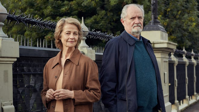 """Veronica (Charlotte Rampling) was the first love of Tony (Jim Broadbent) in """"The Sense of an Ending."""""""