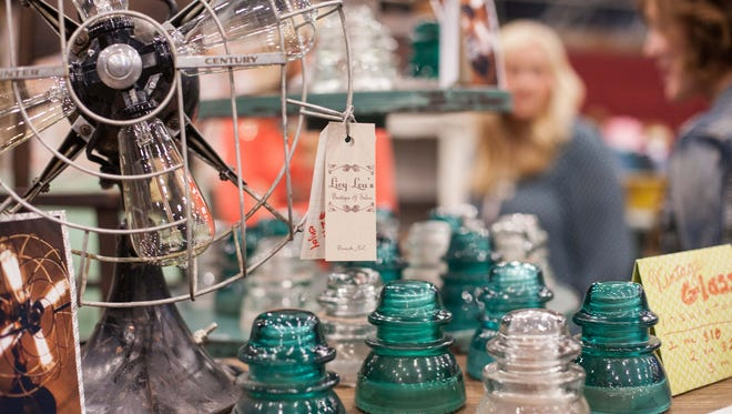 Over the Moon Vintage Market happens this weekend at Lawrenceburg Event Center.